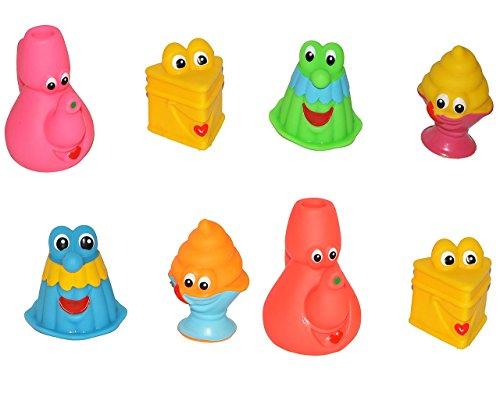 12 tlg set gummifiguren als lustiger kuchen k chen artikel mit gesicht f r baby ab 0. Black Bedroom Furniture Sets. Home Design Ideas