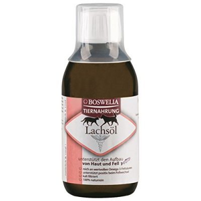 Boswelia Lachsöl 200 ml mit Dosierbecher, 1er Pack (1 x 200 g)