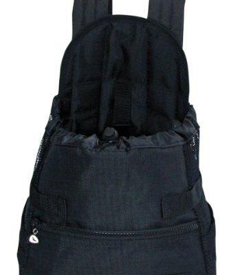 Doxtasy-Hundetragetasche-Carrier-schwarz-Medium-0