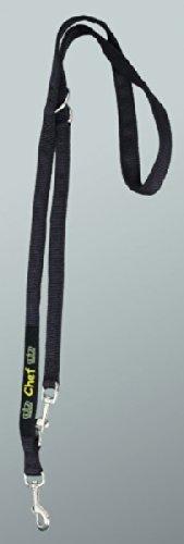 Automatische flexible Hundeleine / Roll-Leine, Größe M für kleine Hunderassen geeignet, 5 Meter lang mit Karabinerhaken, Stop- und Freigabefunktion (Grün)