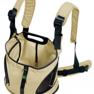Hunter 46018 Kangaroo Tasche für kleine Hunde