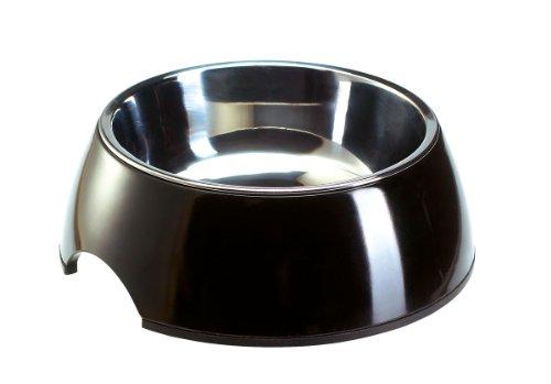 Hunter 91368 Melamin-Napf 160 ml, schwarz
