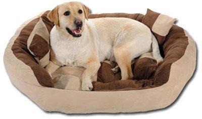 knuffelwuff 12614 hundebett wully gr e xxl 115 x 100 cm ich liebe hunde von herzen. Black Bedroom Furniture Sets. Home Design Ideas
