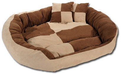 knuffelwuff 12614 hundebett wully gr e xxl 115 x 100. Black Bedroom Furniture Sets. Home Design Ideas
