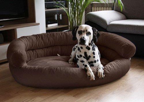 knuffelwuff hundesofa 115 x 100cm hundebett hundekorb xxl. Black Bedroom Furniture Sets. Home Design Ideas