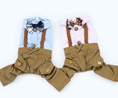 Monkey-Cases-Hunde-Kostm-Lederhosen-Optik-Bayern-Outfit-HalloweenOktoberfest-ROSA-XL-0