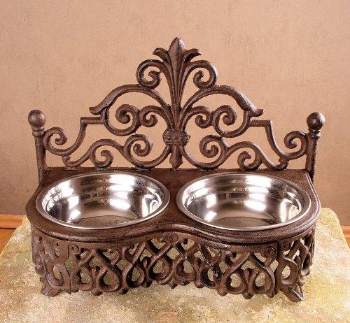 nostalgischer hundenapf fressnapf futternapf hundenapf. Black Bedroom Furniture Sets. Home Design Ideas