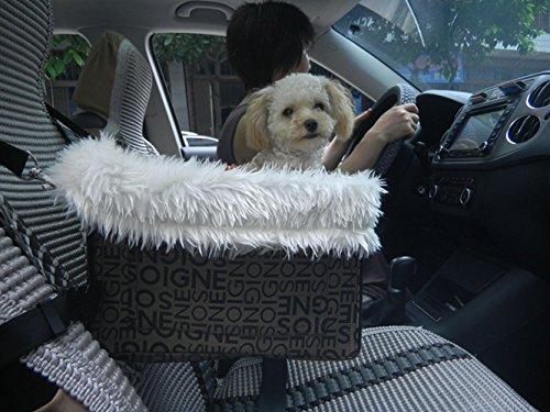 petown hund autotransporter mit fell auto hundetasche. Black Bedroom Furniture Sets. Home Design Ideas