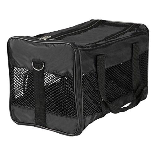 trixie 28851 ryan tasche nylon 30 30 54 cm schwarz. Black Bedroom Furniture Sets. Home Design Ideas