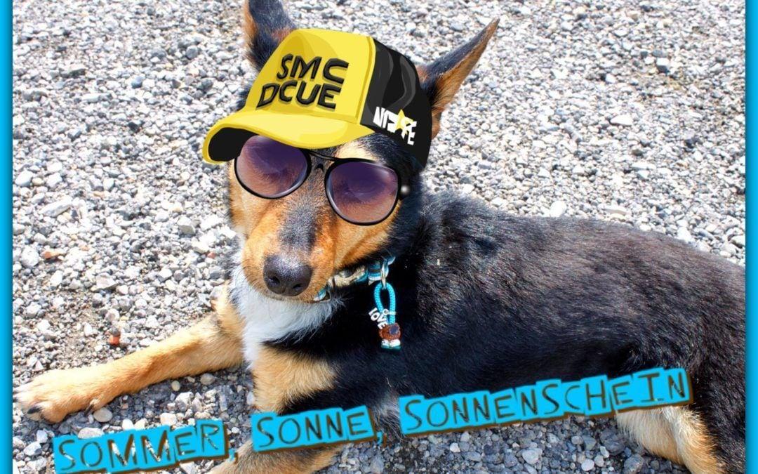 Hunde Foto: Petra und Caoba – Wo bleibt das Eis?