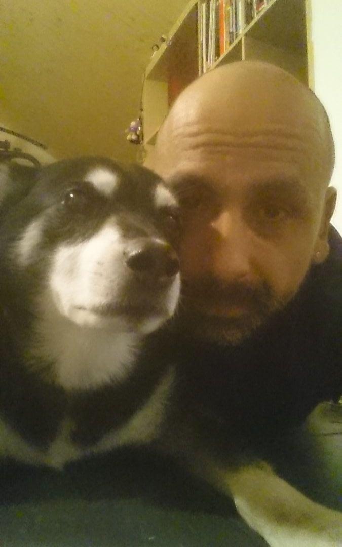 Hunde Foto: Petriello und Drago – Mein Engel