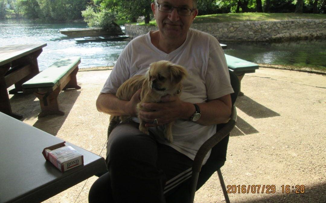 Hunde Foto: Albert und NAXI: – UNSER BABY!!