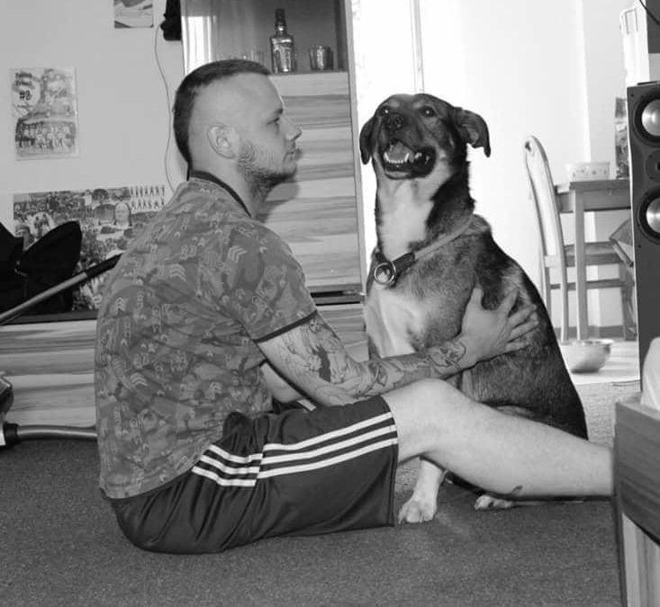 Hunde Foto: Patrick und Ballu – Ballu der Beste Freund für's Leben