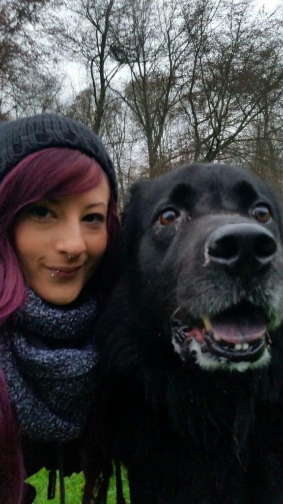 Hunde Foto: Sabine und Picco - Eine Bereicherung in unserem Leben seit 11 Jahren