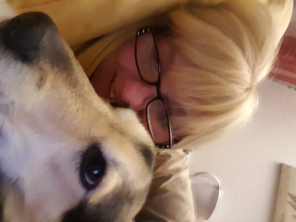 Hunde Foto: Mira und Lilly - Meine Frauchen und ich
