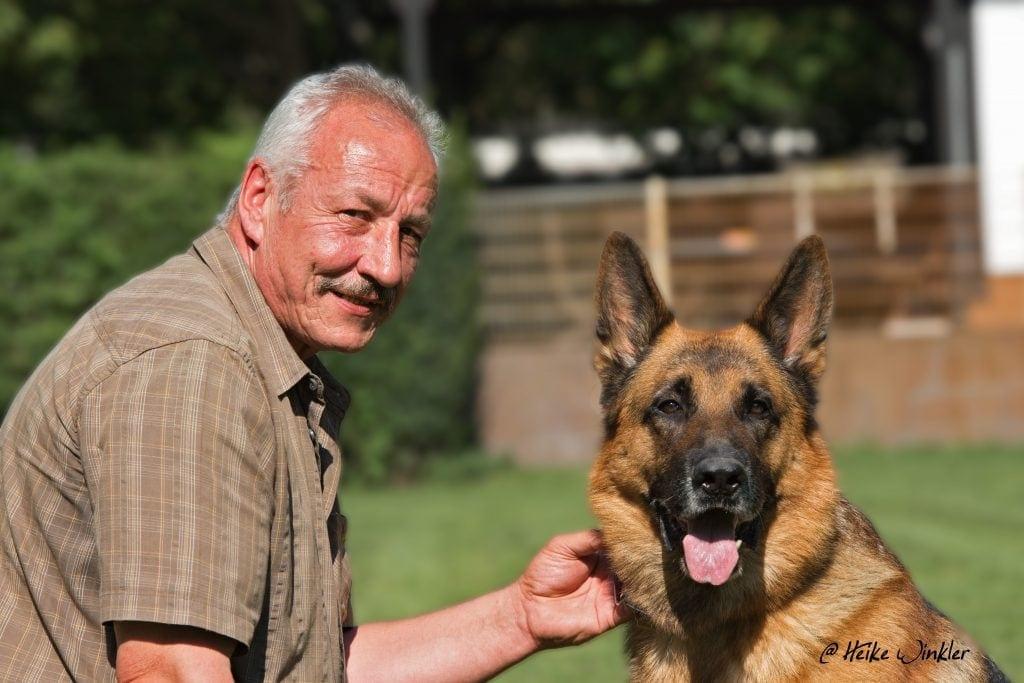 Hunde Foto: Karin und Paulchen - Peter & Paul