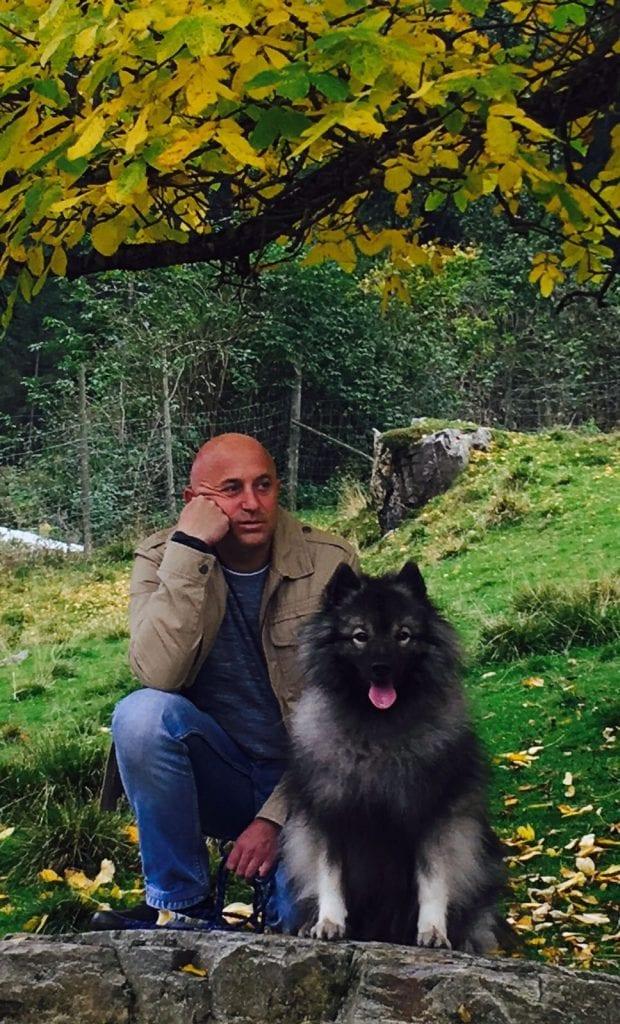 Hunde Foto: Rene und Collin - Beste freunde