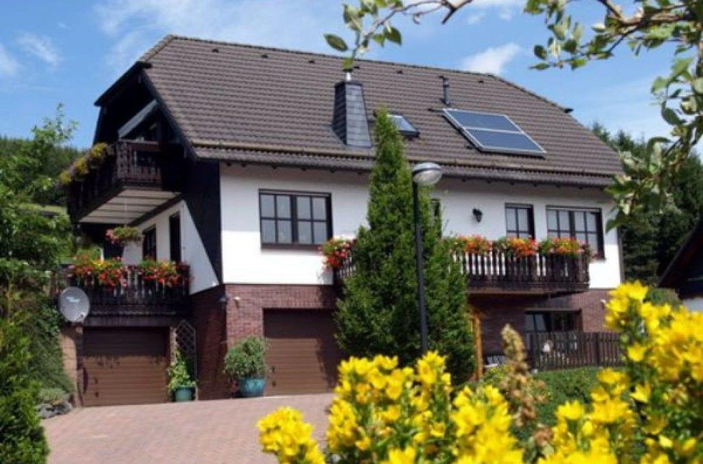 Ferienwohnung Haus Felsengrund Winterberg