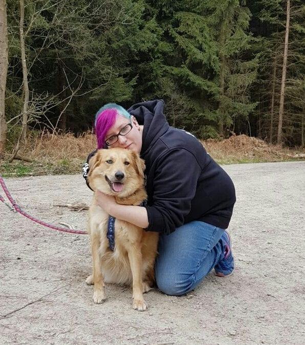 Hunde Foto: Daniela und Luna – Luna und ich Dream Team